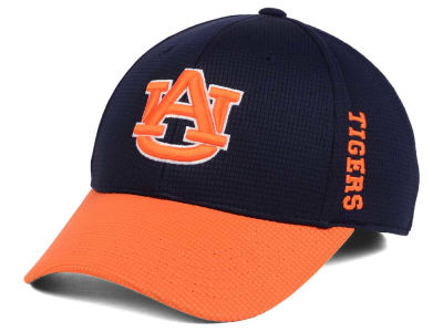 Auburn Tigers Top of the World Booster 2Tone Flex Cap