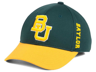Baylor Bears Top of the World Booster 2Tone Flex Cap