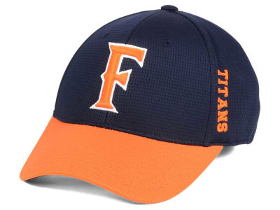 Cal State Fullerton Titans Top of the World Booster 2Tone Flex Cap