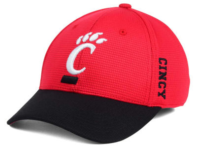 Cincinnati Bearcats Top of the World Booster 2Tone Flex Cap