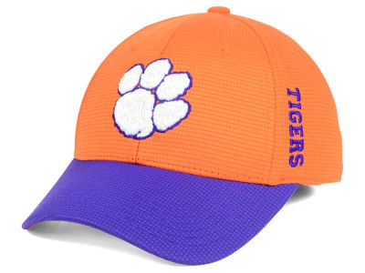 Clemson Tigers Top of the World Booster 2Tone Flex Cap
