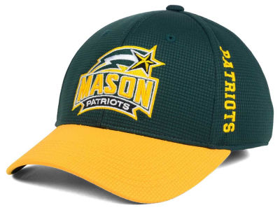 George Mason Patriots Top of the World Booster 2Tone Flex Cap