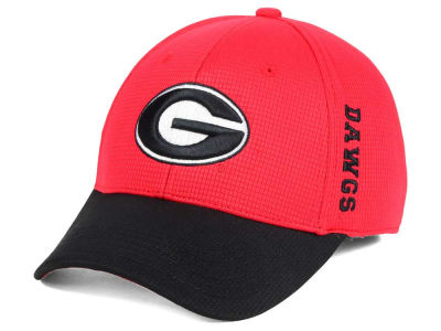 Georgia Bulldogs Top of the World Booster 2Tone Flex Cap