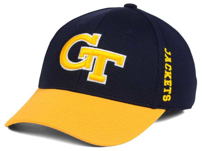 Georgia-Tech Top of the World Booster 2Tone Flex Cap