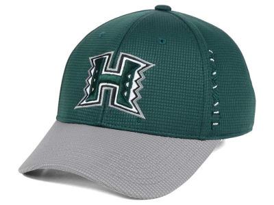 Hawaii Warriors Top of the World Booster 2Tone Flex Cap