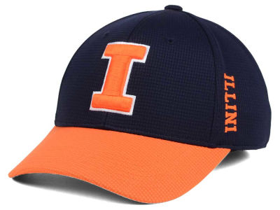 Illinois Fighting Illini Top of the World Booster 2Tone Flex Cap