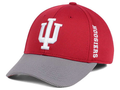 Indiana Hoosiers Top of the World Booster 2Tone Flex Cap
