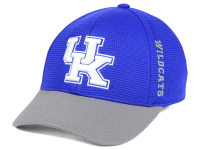 Kentucky Wildcats Top of the World Booster 2Tone Flex Cap