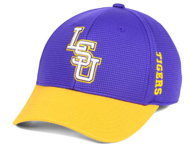 LSU Tigers Top of the World Booster 2Tone Flex Cap