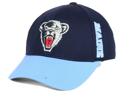 Maine Black Bears Top of the World Booster 2Tone Flex Cap