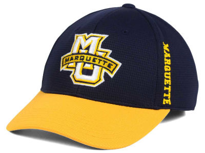 Marquette Golden Eagles Top of the World Booster 2Tone Flex Cap