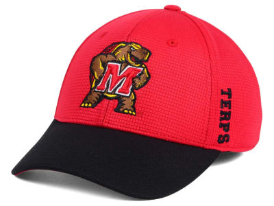 Maryland Terrapins Top of the World Booster 2Tone Flex Cap