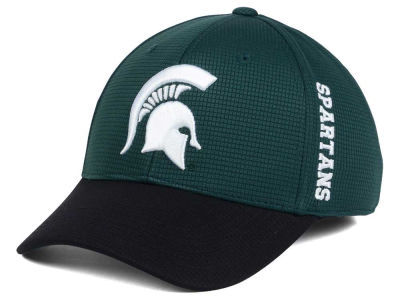 Michigan State Spartans Top of the World Booster 2Tone Flex Cap