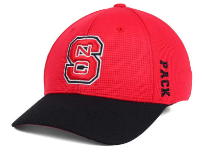 North Carolina State Wolfpack Top of the World Booster 2Tone Flex Cap
