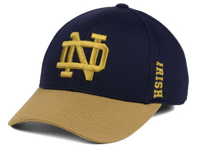 Notre Dame Fighting Irish Top of the World Booster 2Tone Flex Cap