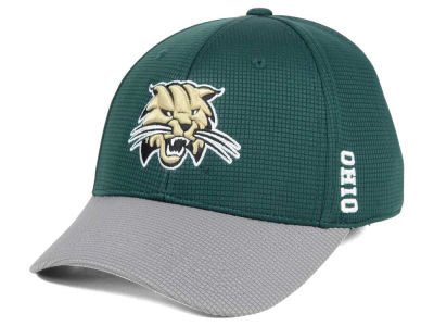 Ohio Bobcats Top of the World Booster 2Tone Flex Cap