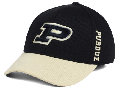 Purdue Boilermakers Top of the World Booster 2Tone Flex Cap