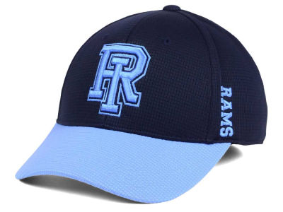 Rhode Island Rams Top of the World Booster 2Tone Flex Cap