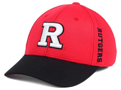 Rutgers Scarlet Knights Top of the World Booster 2Tone Flex Cap