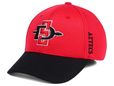 San Diego State Aztecs Top of the World Booster 2Tone Flex Cap