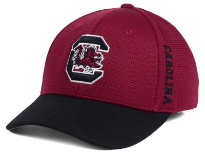 South Carolina Gamecocks Top of the World Booster 2Tone Flex Cap