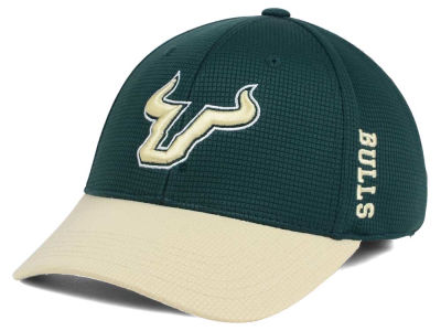South Florida Bulls Top of the World Booster 2Tone Flex Cap