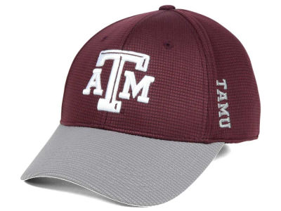 Texas A&M Aggies Top of the World Booster 2Tone Flex Cap