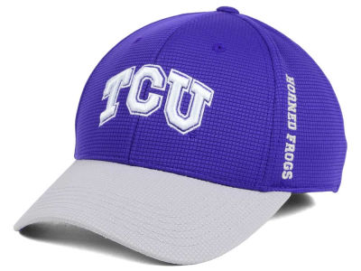 Texas Christian Horned Frogs Top of the World Booster 2Tone Flex Cap
