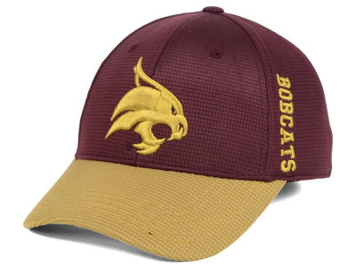 Texas State Bobcats Top of the World Booster 2Tone Flex Cap