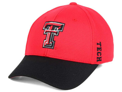 Texas Tech Red Raiders Top of the World Booster 2Tone Flex Cap