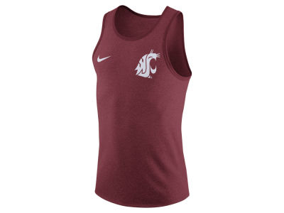 Washington State Cougars Nike NCAA Men's Marled Cotton Tank