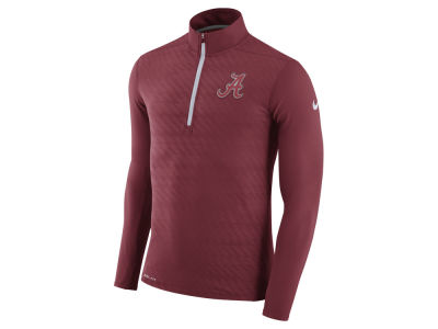 Alabama Crimson Tide Nike NCAA Men's Element Half Zip Pullover