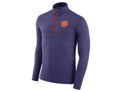 Clemson Tigers Nike NCAA Men's Element Half Zip Pullover