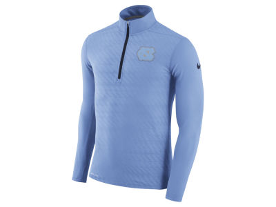 North Carolina Tar Heels Nike NCAA Men's Element Half Zip Pullover