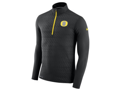 Oregon Ducks Nike NCAA Men's Element Half Zip Pullover