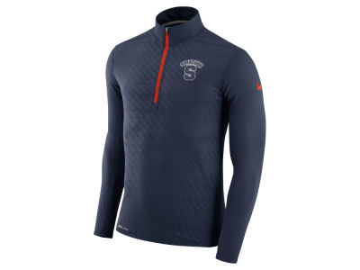 Syracuse Orange Nike NCAA Men's Element Half Zip Pullover