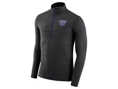 Washington Huskies Nike NCAA Men's Element Half Zip Pullover