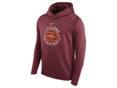 Iowa State Cyclones Nike NCAA Men's Pullover Circuit Hoodie