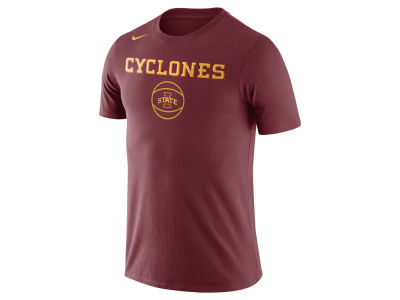 Iowa State Cyclones Nike NCAA Men's Team Mantra Basketball T-Shirt