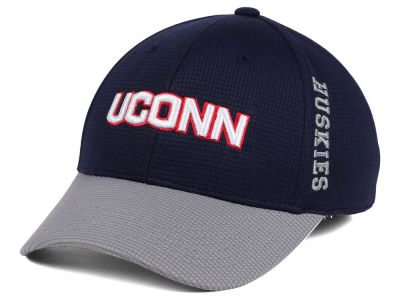Connecticut Huskies Top of the World Booster 2Tone Flex Cap