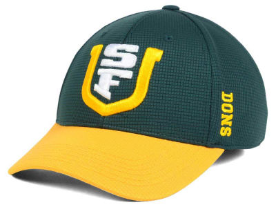 University of San Francisco Dons Top of the World Booster 2Tone Flex Cap