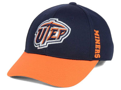 UTEP Miners Top of the World Booster 2Tone Flex Cap