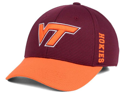 Virginia Tech Hokies Top of the World Booster 2Tone Flex Cap