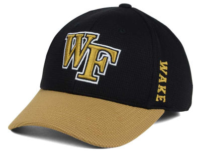 Wake Forest Demon Deacons Top of the World Booster 2Tone Flex Cap