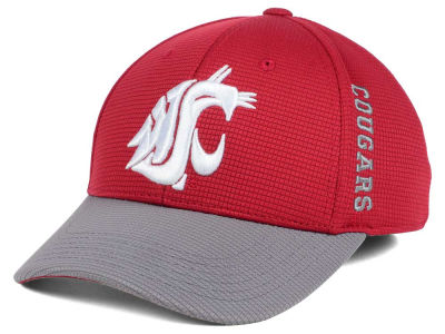 Washington State Cougars Top of the World Booster 2Tone Flex Cap