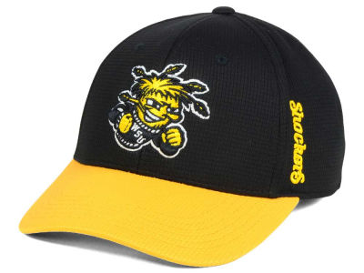 Wichita State Shockers Top of the World Booster 2Tone Flex Cap