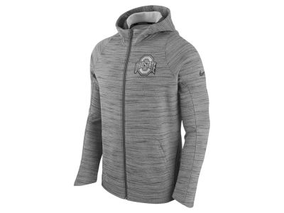 Ohio State Buckeyes Nike NCAA Men's Elite Fleece Full Zip Hoodie