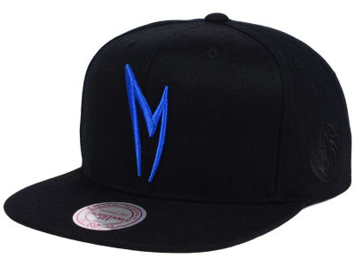 Dallas Mavericks Mitchell and Ness NBA Elements Snapback Cap