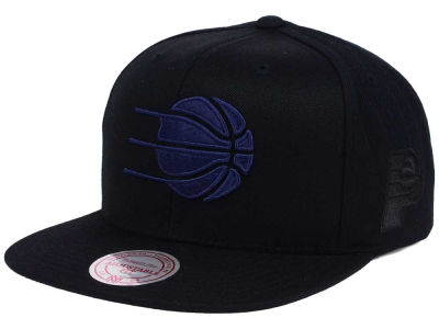 Indiana Pacers Mitchell and Ness NBA Elements Snapback Cap