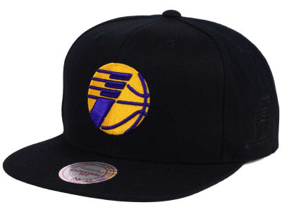 Los Angeles Lakers Mitchell and Ness NBA Elements Snapback Cap